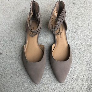 New LUCKY BRAND Madoz Flats Shoes